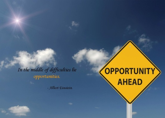 Opportunity in Challenges