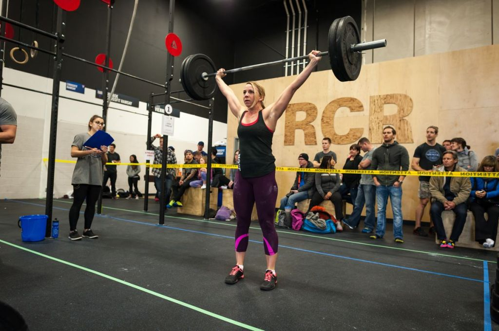 Leigh Chmilar Power Snatch